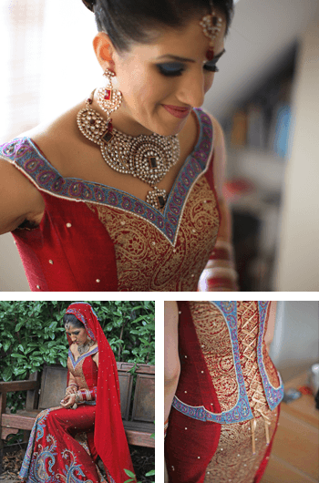 Asian Wedding Dress Cheltenham